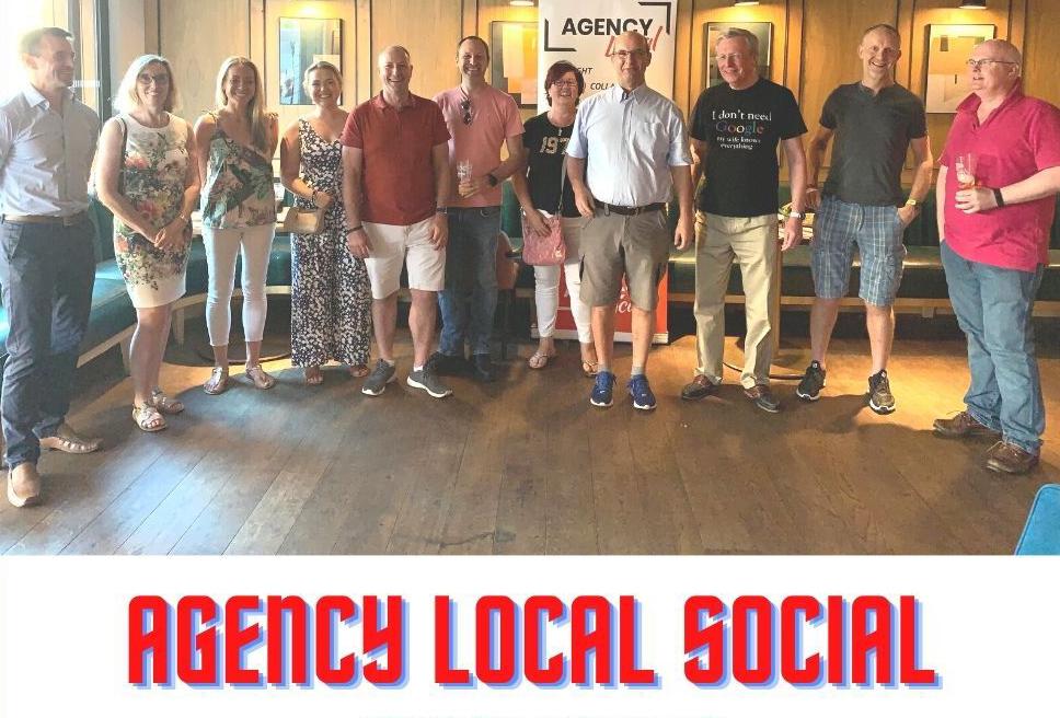 At long last! A face-to-face 'Agency Social'