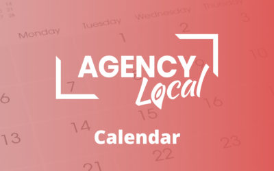 Add Agency Local's Event Calendar Today