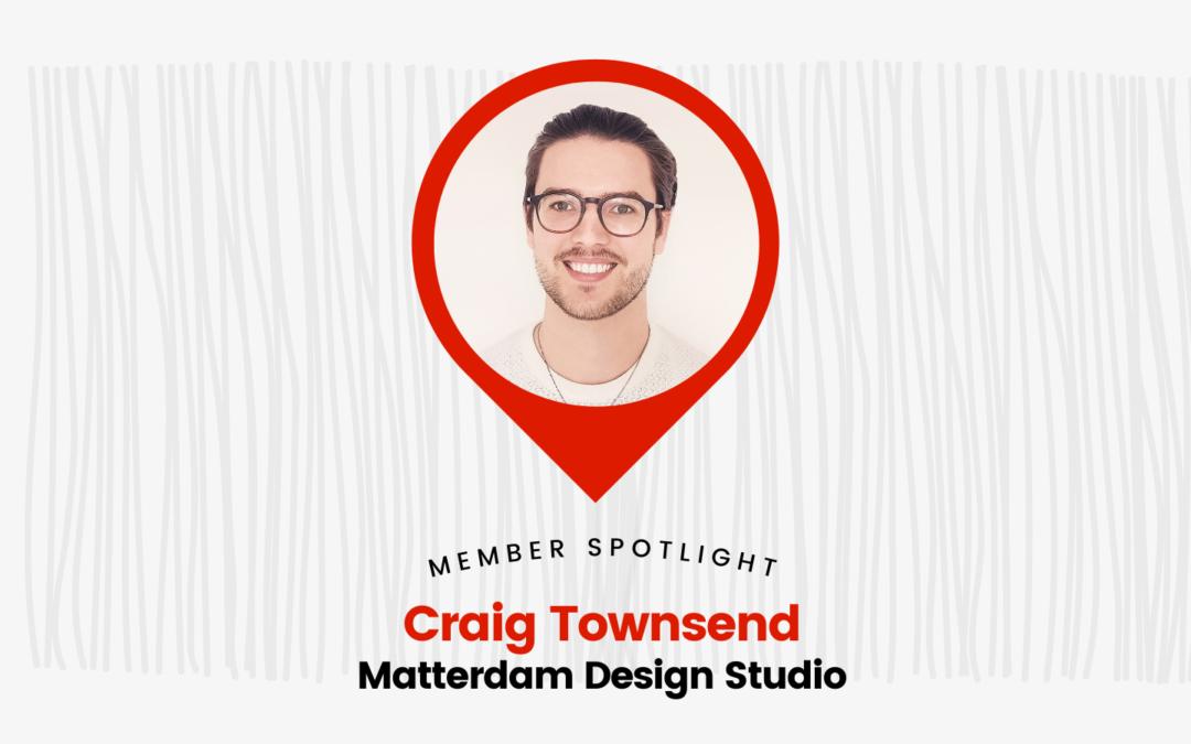 Member Spotlight – Matterdan Design Studio